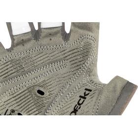 Roeckl Ivory Handschuhe weiß/schwarz